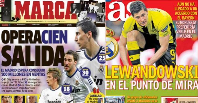 Madrid Press 03-05-2013