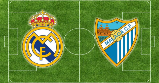 Real Madrid - Malaga - La Liga 36