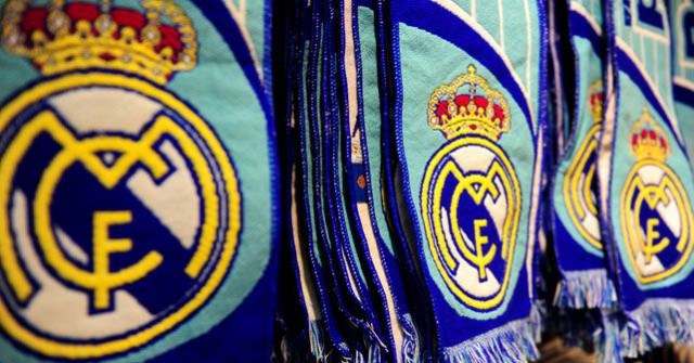 Real Madrid scarves