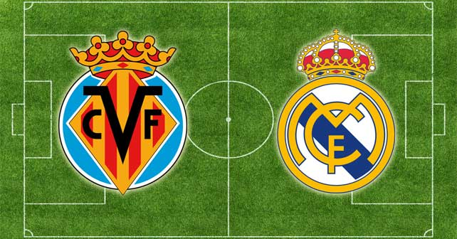 Real Madrid Take On Villarreal This Sunday