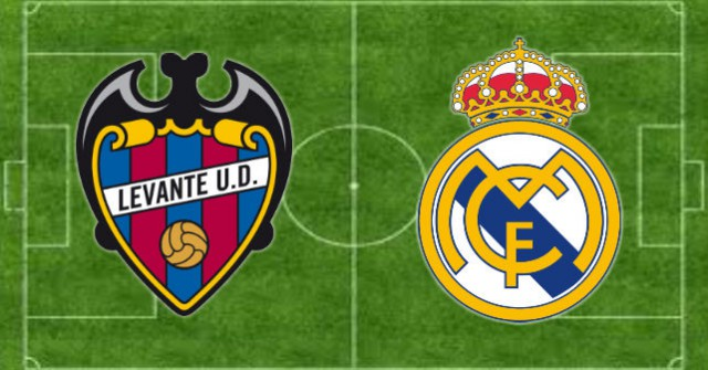 Levante Real Madrid match preview