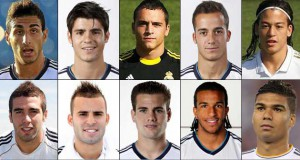 Top 10 Real Madrid youth players