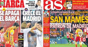 Real Madrid press report 02-12-13