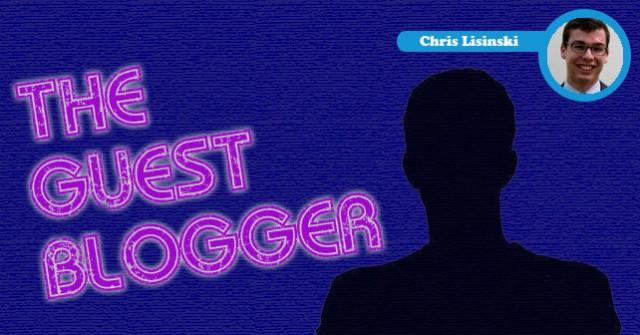 Guest Blogger: Chris Lisinski