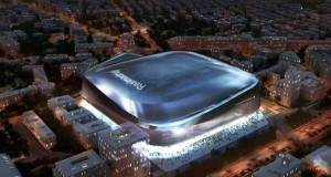 new bernabeu