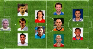 Real Madrid could-have-been XI