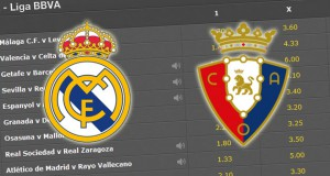 Real Madrid Osasuna betting preview