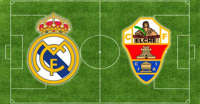 Real Madrid Elche match preview