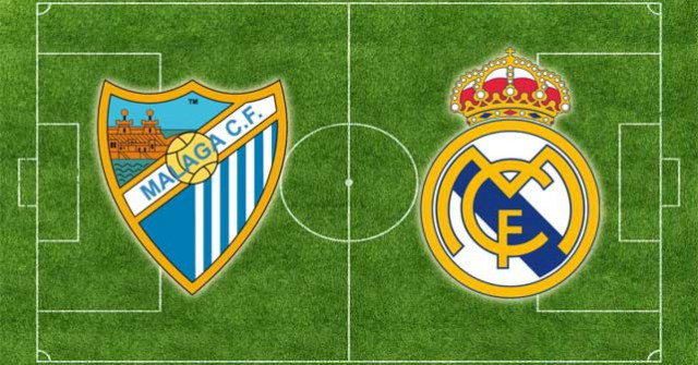 Malaga Real Madrid match preview