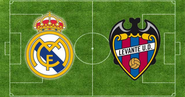 Real Madrid Levante match preview