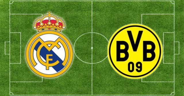 Real Madrid Borussia Dortmund match preview