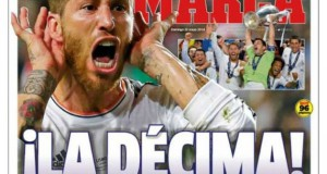 La Decima press report