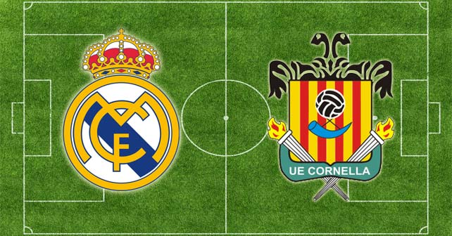 Real Madrid vs Cornella Preview: Time to rotate