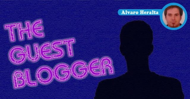 Guest Blogger Alvaro Heralta