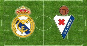 Real Madrid Eibar match preview