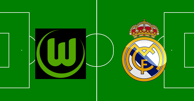 real madrid - wolfsburg