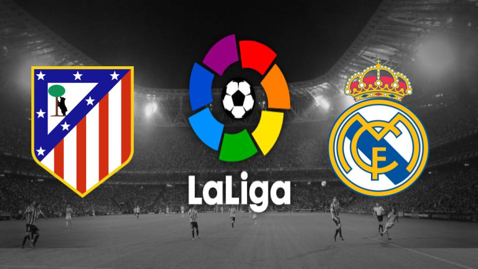 real madrid vs atletico madrid today match