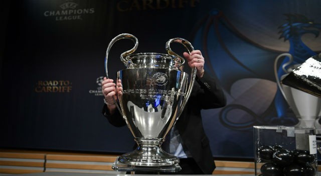 Champions League Draw Update: UEFA Champions League 2016/17 Betting Update