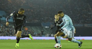 Celta v Real Madrid postponed