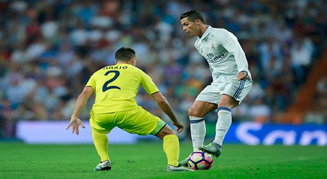 Villarreal v Real Madrid