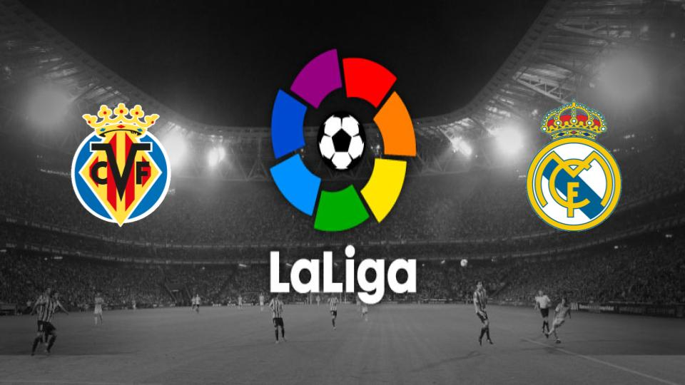 Villarreal v Real Madrid 26 February 2017