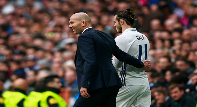 Bale out of Champions League semi-final