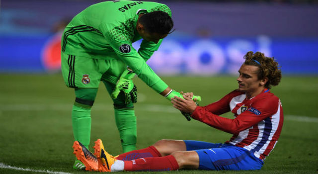 Champions League:Real survive Atletico onslaught to reach final