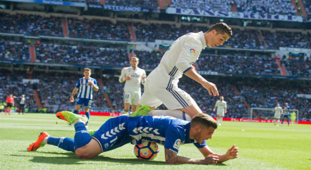 Atletico starlet Theo Hernandez 'passes Real Madrid medical'