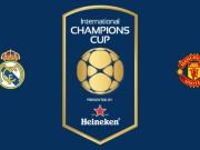 Real Madrid v Manchester United International Cup