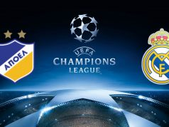 APOEL Nicosia v Real Madrid