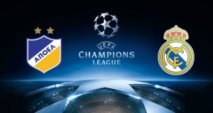 APOEL Nicosia v Real Madrid
