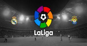 Real Madrid v Las Palmas