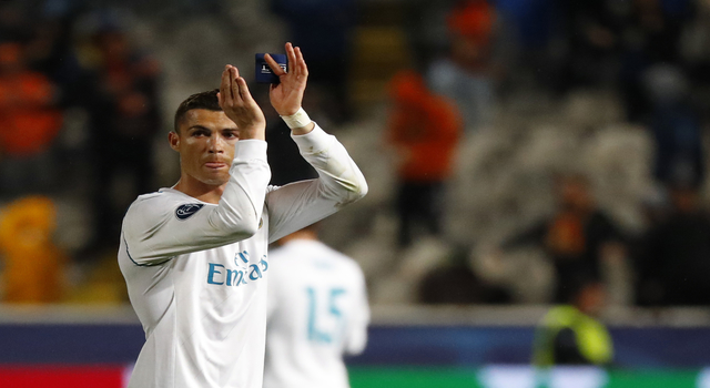 Ronaldo Breaks His Own Champions League Goal Record