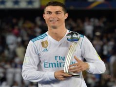 Cristiano Ronaldo Wins Yet Another Award