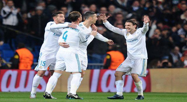 Match Report: Real Madrid 3 - Borussia Dortmund 0: Real Battle Through