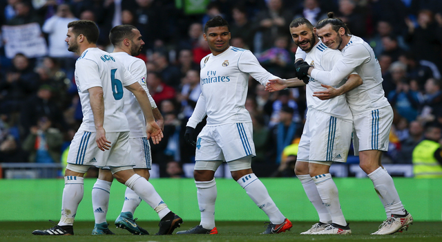 Real Madrid Vs Getafe Live Stream Watch La Liga Matches: How To Watch Real Madrid V Getafe In Live Streaming