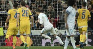 Ronaldo penalty against Juvenus