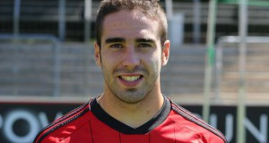 Daniel Carvajal with Bayer Leverkusen