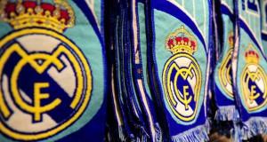 Real Madrid scarves