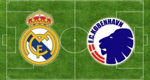 Real Madrid - Copenhagen match preview