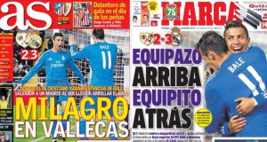 Real Madrid Press report 3-11-13
