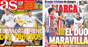 Real Madrid press report 4-11-13