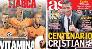 Real Madrid press report 5-11-13