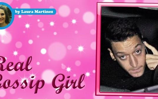 Mesut Ozil gossip