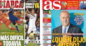 Real Madrid press report 7-12-13