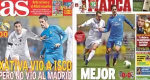 Real Madrid press report 8-12-13