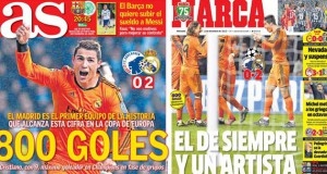 Real Madrid press report 11-12-13