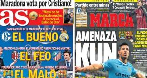 Real Madrid press report 17-12-13