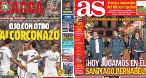 Real Madrid press report 18-12-13
