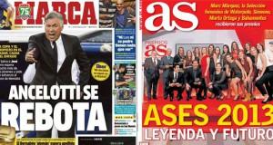 Madrid press report 20-12-13